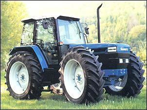Ford county traktor